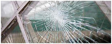 Liversedge Smashed Glass